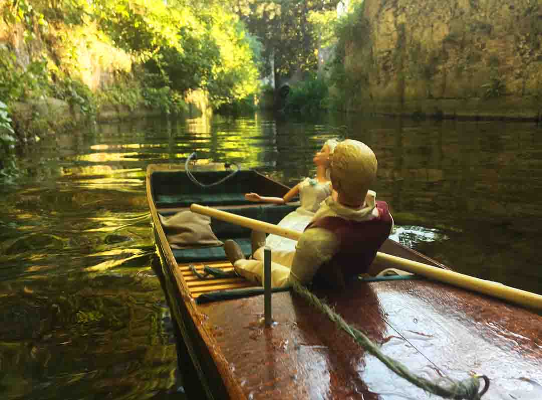 Why Evenings are the best time to go Punting!