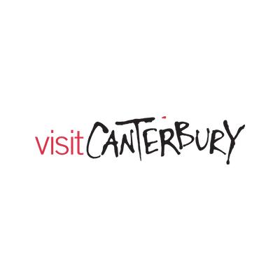Visit Cantebury logo