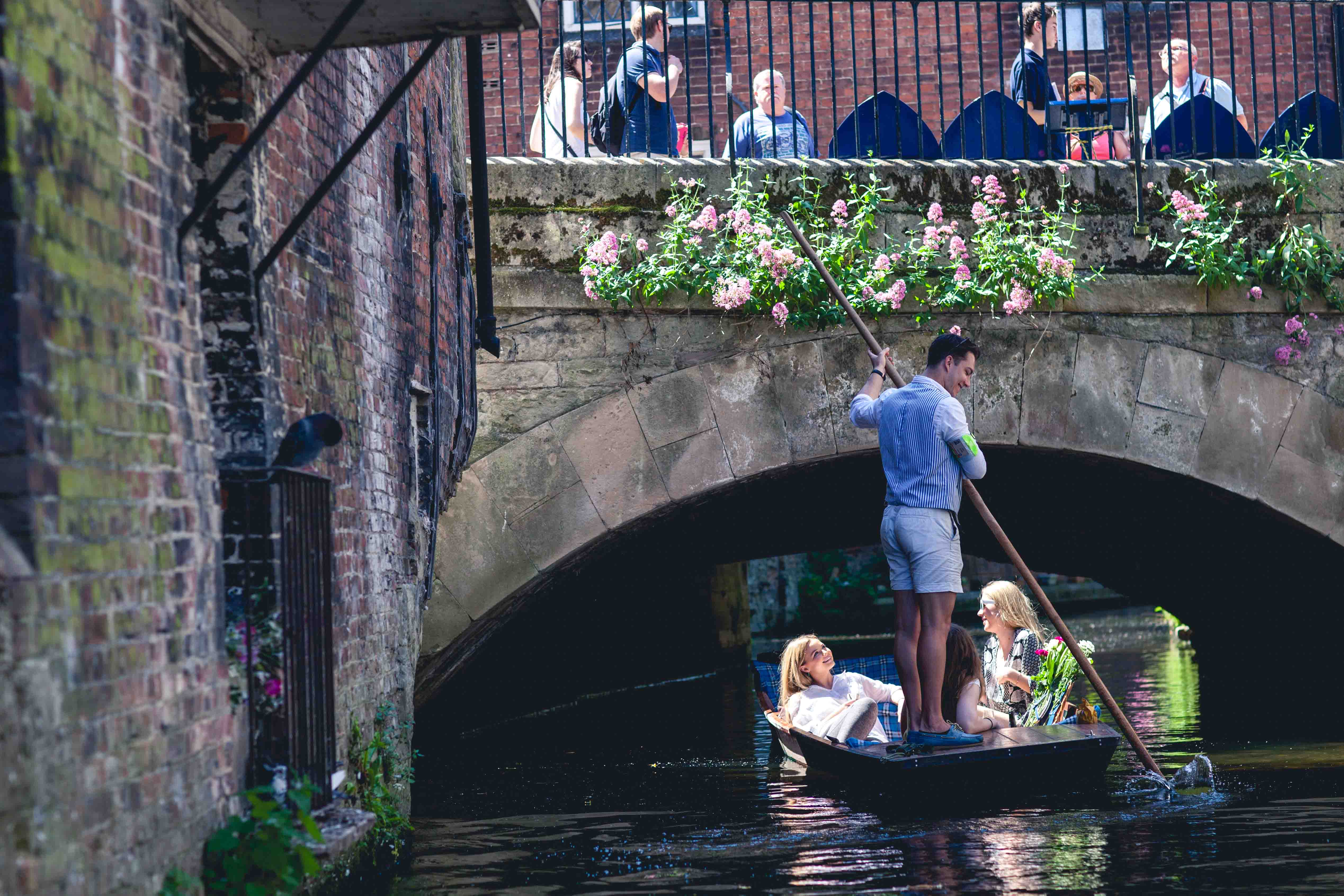 Hen Party Punting